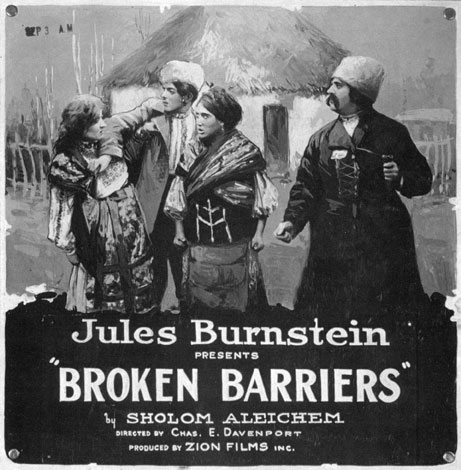 Broken Barriers (1919)