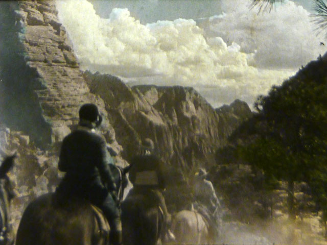 Flaming Canyons (1929)