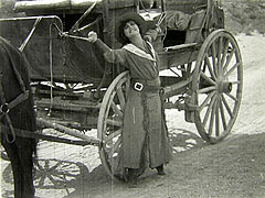 The Girl Stage Driver (1914)