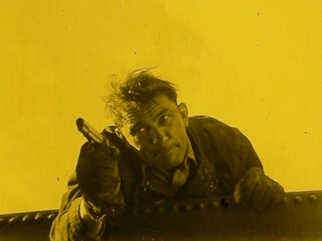 Victor McLaglen in the trailer for Strong Boy (1929)