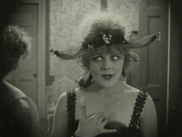 Alice Mann in Rips and Rushes (1917)